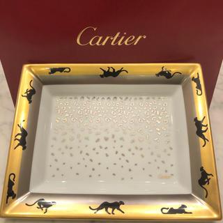 カルティエ(Cartier)の【美品】カルティエ トレイ 小物入れ 小皿(その他)
