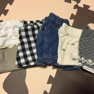 babyGAP(ベビーギャップ)のボトムセット キッズ/ベビー/マタニティのキッズ服 女の子用(90cm~)(パンツ/スパッツ)の商品写真