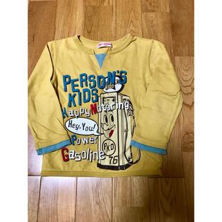 パーソンズキッズ(PERSON'S KIDS)のperson's カットソー 長袖★110(Tシャツ/カットソー)
