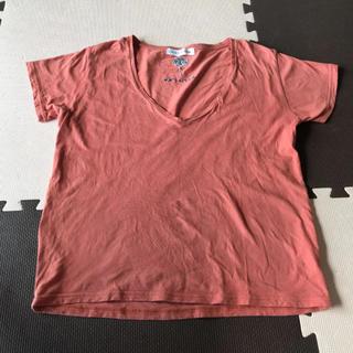 アリシアスタン(ALEXIA STAM)のアリシアスタン オレンジTシャツ(Tシャツ(半袖/袖なし))