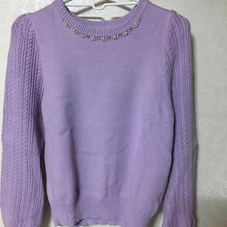 クチュールブローチ(Couture Brooch)のセーター(ニット/セーター)