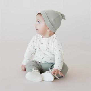 キャラメルベビー&チャイルド(Caramel baby&child )のQUINCY MAE クインシーメイ 星柄Tシャツ(Tシャツ)