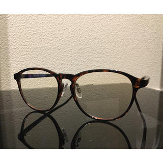 ムジルシリョウヒン(MUJI (無印良品))の無印良品 クリアサングラス(サングラス/メガネ)