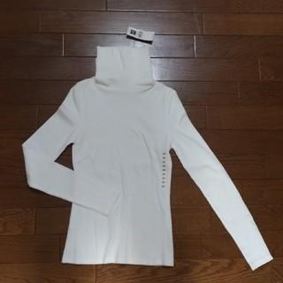 ギャップ(GAP)の新品タグ付き!GAP ハイネックTシャツ(Tシャツ/カットソー)