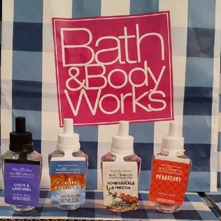 バスアンドボディーワークス(Bath & Body Works)のcrystal様専用 バスアンドボディワークス ウォールフラワー リフィル(アロマオイル)
