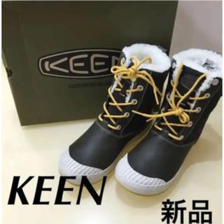 キーン(KEEN)の新品 キーン KEEN エルサ エル ブーツ 防水(ブーツ)