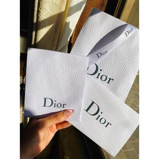 ディオール(Dior)のDior❤︎新品❤︎ギフト3個セット(ラッピング/包装)