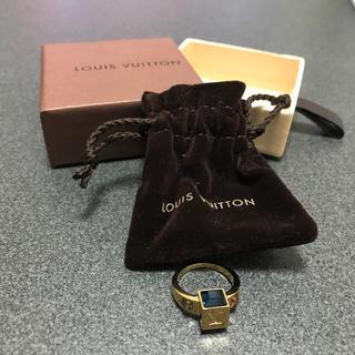ルイヴィトン(LOUIS VUITTON)のヴィトン 指輪 リング(リング(指輪))