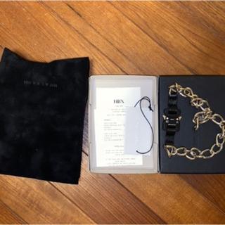ディオール(Dior)のalyx バックルチェーン(ネックレス)