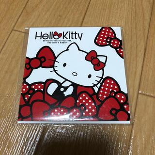 ハローキティ(ハローキティ)のあぶらとり紙 kitty(その他)