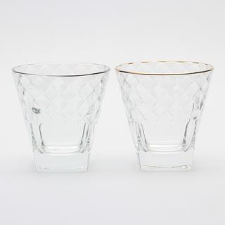 バーニーズニューヨーク(BARNEYS NEW YORK)のお値下げ中 バーニーズニューヨーク ペアグラス campiello(グラス/カップ)