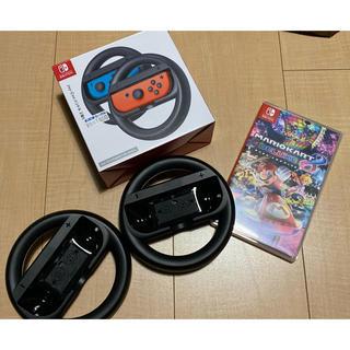 ニンテンドースイッチ(Nintendo Switch)のR..O様専用マリオカート8 デラックス(家庭用ゲームソフト)