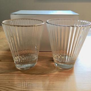 バーニーズニューヨーク(BARNEYS NEW YORK)のお値下げ中 バーニーズニューヨーク ペアグラス(グラス/カップ)