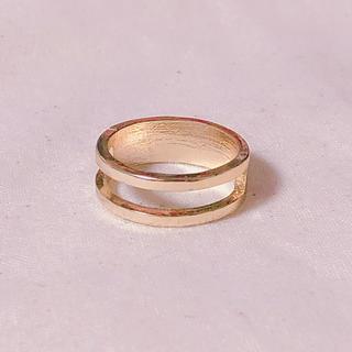 ザラ(ZARA)の指輪 リング ゴールド 15号 レディース メンズ ZARA(リング(指輪))