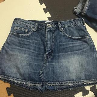 ジェイダ(GYDA)のGyda スカートパンツ(ミニスカート)