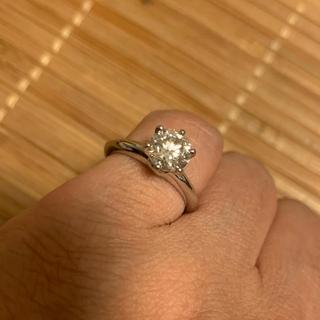 ティファニー(Tiffany & Co.)のダイヤモンドリング 確認用 追加写真(リング(指輪))