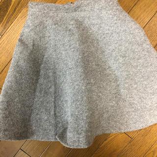 アベニールエトワール(Aveniretoile)のアベニールエトワール ♪ウールスカート(ひざ丈スカート)