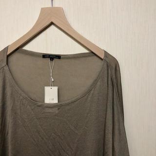 ニジュウサンク(23区)のテンセル生地 シャツ(Tシャツ(長袖/七分))