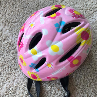 子供用 ヘルメット 女の子 幼児用 47-51cm(自転車)