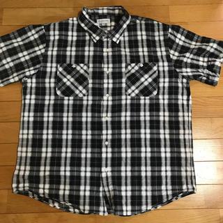 メンズ半袖シャツ 4L(シャツ)