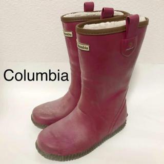Columbia - Columbia レインブーツ 値下げ3000→2500円