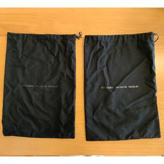 ブラックゴールド(BLACK GOLD)のディーゼルブラックゴールド 巾着袋(その他)
