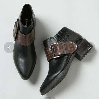 ジーナシス(JEANASIS)のブーツ ワンピース セット(ブーツ)