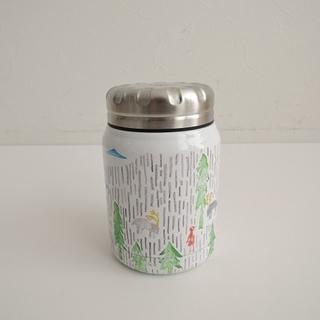 ミナペルホネン(mina perhonen)のミナペルホネン/サーモマグ/フードコンテナー/スープジャー/one day 新品(弁当用品)