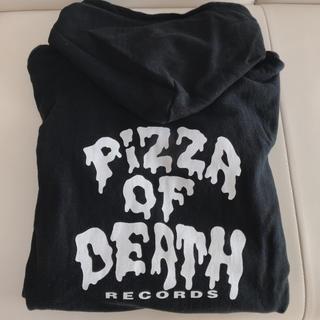 HIGH!STANDARD - 中古★pizza of death/サイズS/ピザパーカー
