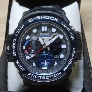 ジーショック(G-SHOCK)のCASIO(カシオ) G-SHOCK GN-1000B 腕時計ガルフマスター(腕時計(アナログ))