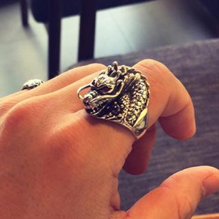 レッドアイ  ドラゴンリング17号〜19号(リング(指輪))