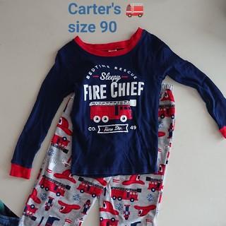 カーターズ(carter's)のcarter's 消防車パジャマ 4t(size90)(パジャマ)