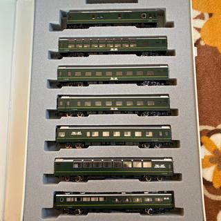 トミー(TOMMY)のTOMIX 24系客車 トワイライトエクスプレス  ジャンク品かも?(鉄道模型)