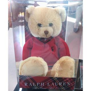 ポロラルフローレン(POLO RALPH LAUREN)のポロベア ラルフローレン ダブルアール ぬいぐるみ テディベア 2007(ぬいぐるみ/人形)