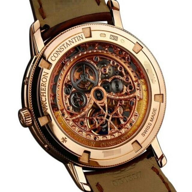 VACHERON CONSTANTIN(ヴァシュロンコンスタンタン)の江詩丹頓伝は自動機械の万年暦を襲撃します。 メンズの時計(腕時計(デジタル))の商品写真