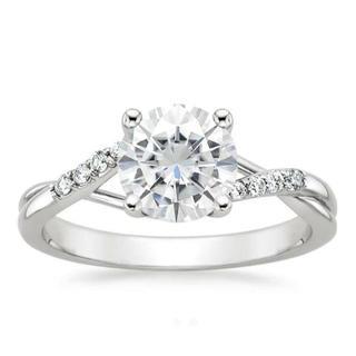 美しさの極み モアサナイト リング(リング(指輪))
