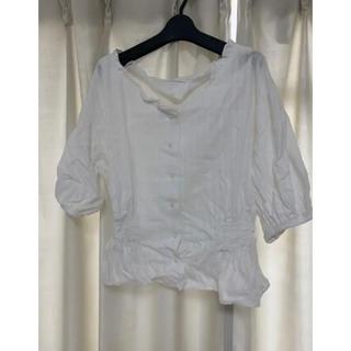 レトロガール(RETRO GIRL)のシャツ(シャツ/ブラウス(半袖/袖なし))