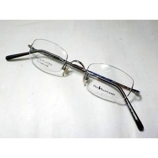 ポロラルフローレン(POLO RALPH LAUREN)のPolo RalphLauren メガネフレーム 9003 41口22-135 (サングラス/メガネ)