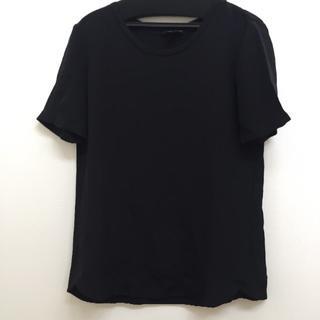 セオリー(theory)のセオリー シルク半袖(Tシャツ(半袖/袖なし))
