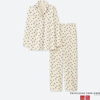 UNIQLO - XXL 大きいサイズ ツバメ柄 ★プリンセス タム・タム★パジャマ