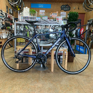 2020 コルナゴ A2-r ネイビー46s アルミ ロードバイク 105仕様(自転車本体)