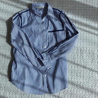 ザラ(ZARA)のZARAストライプシャツ(シャツ/ブラウス(長袖/七分))