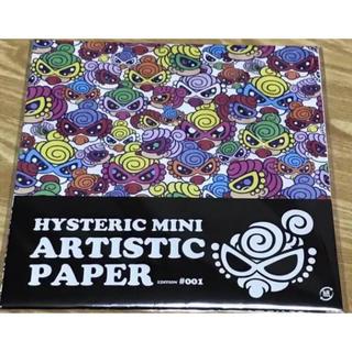 ヒステリックミニ(HYSTERIC MINI)のヒステリックミニ 折り紙(その他)