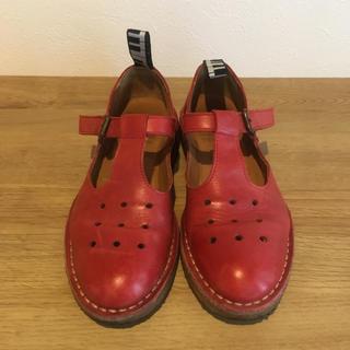 トゥーアンドコー(TO&CO.)の美品 to&co  トゥーアンドコー 革靴 ローファー ストラップ(ローファー/革靴)