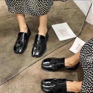 トゥデイフル(TODAYFUL)の足袋 オックスフォード (ローファー/革靴)