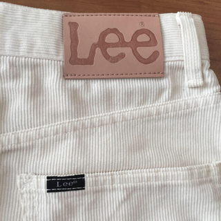 リー(Lee)のL eeコラボ コーデュロイスカート(ひざ丈スカート)
