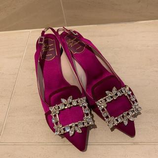 ロジェヴィヴィエ(ROGER VIVIER)のロジェビビヴェ♡靴(ハイヒール/パンプス)