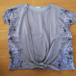 レプシィム(LEPSIM)の花柄Tシャツ フリーサイズ(Tシャツ(半袖/袖なし))
