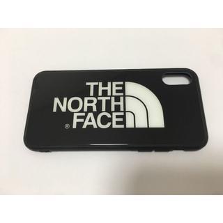 ザノースフェイス(THE NORTH FACE)のThe North Faceノースフェイス iPhoneガラケース   #N2(iPhoneケース)
