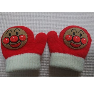 アンパンマン(アンパンマン)のアンパンマン 手袋(手袋)